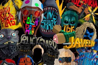 Suicide squad wallpaper 4k