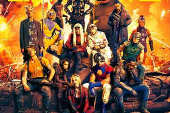 The Suicide Squad Movie 2 Wallpaper