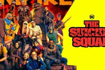 Suicide squad wallpaper 2021 poster