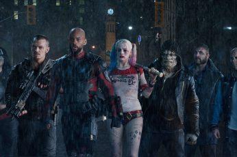 The Suicide Squad Movie 2021 Wallpaper, Rain