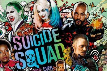Suicide Squad 2 Wallpaper