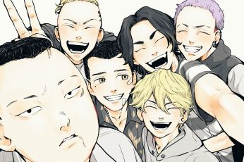 Tokyo Revengers Wallpaper, Selfie
