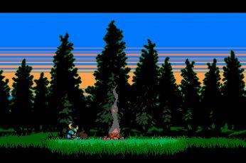 Wallpaper Px, 8 Bit, Pixel Art, Retro Games