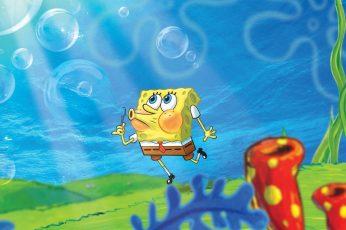 Wallpaper Animation, Cartoon, Family, Spongebob, Squarepant