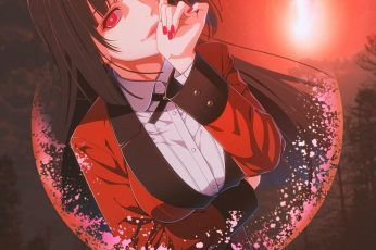 Wallpaper Anime, Anime Girls, Picture In Picture, Jabami
