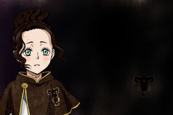 Wallpaper Anime, Black Clover, Charmy Pappitson, Represent