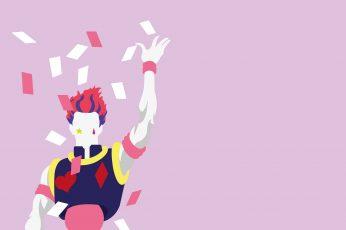 Wallpaper Anime, Hunter X Hunter, Hisoka Hunter × Hunter