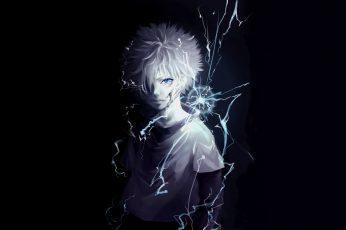 Wallpaper Anime, Hunter X Hunter, Killua Zoldyck
