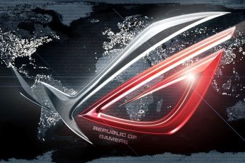 Wallpaper Asus Rog Republic Of Gamers Technology