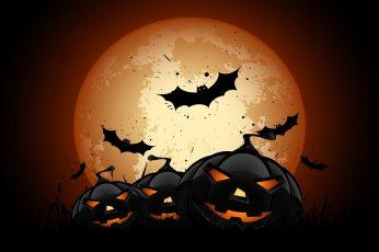Wallpaper Black Jack Olanterns Clip Art, Halloween