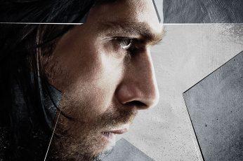 Wallpaper Bucky Barnes As Sebastian Stan Capta, Marvel Bucky