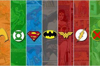 Wallpaper Dc Justice League Illustration, Comics, Aquaman