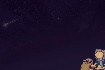Wallpaper Finn And Jake Illustration, Adventure Time