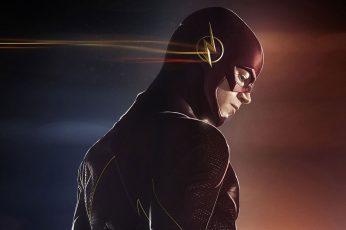 Wallpaper Flash, Dc Comics, Superhero