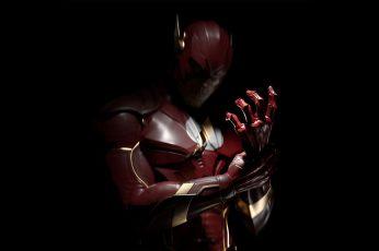 Wallpaper Flash, Injustice 2, Dc Comics