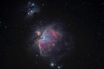 Galaxy Digital Wallpaper, Starry Sky
