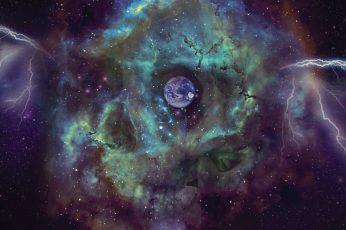 Galaxy Wallpaper, Avenged Sevenfold, A7x, Universe