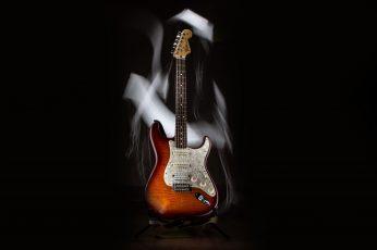 Wallpaper Guitar, Fender, Electric, Music, Instrument
