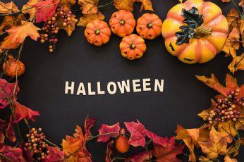 Halloween 4k Desktop Background Wallpaper, Food