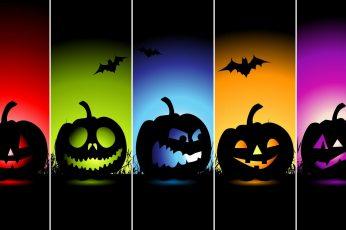 Wallpaper Halloween, Jack O Lantern, Funny, Pumpkin