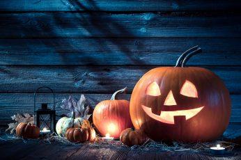 Wallpaper Halloween, Pumpkin, 5k Uhd, Candlelight, Jack O