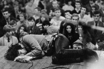 Wallpaper Jim Morrison, The Doors, Music, Rock Music, Vintage
