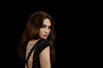 Wallpaper Megan Fox Tattoo, Woman Tattoo