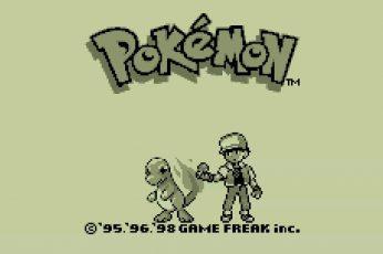 Wallpaper Pokemon 8 Bit Graphic, Pokémon, Charmander, Pixel