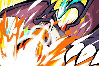 Pokemon Dragon Wallpaper, Pokémon, Charizard