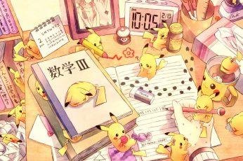 Wallpaper Pokemon Pikachu Wallpaper, Pokémon, Anime
