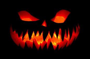Wallpaper Pumpkin, Halloween, Jack O Lantern, Halloween