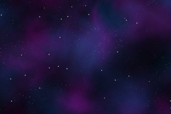 Wallpaper Purple And Black Galaxy, Background, Sky, Point
