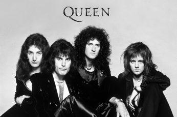 Wallpaper Queen Musical Band, Rock, Freddie Mercury, Young