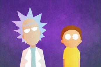 Wallpaper Rick And Morty Clip Art, Rick Sanchez, Morty