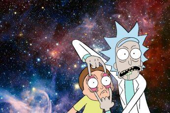 Wallpaper Rick And Morty, Fan Art, Humor, Rick Sanchez