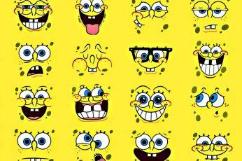 Wallpaper Spongebob, Series, 3d And Abstract