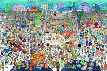 Wallpaper Spongebob Squarepants