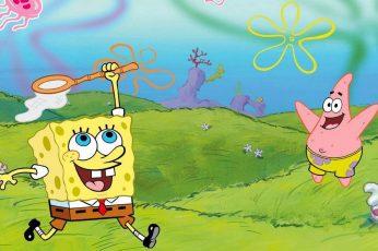 Spongebob Squarepants And Patrick Star Wallpaper