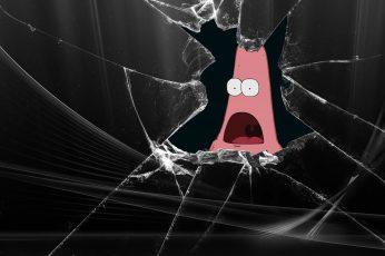 Wallpaper Spongebob Squarepants Patrick Star Illustration