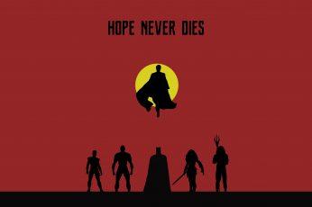 Wallpaper Superman, Aquaman, Flash, Justice League, 8k