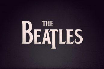 The Beatles Wallpaper, Purple, The Inscription