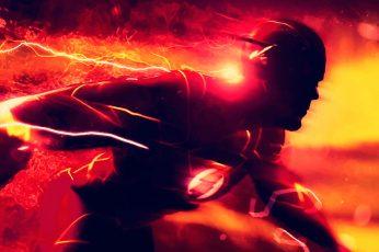 Wallpaper The Flash, 4k, Superheroes, Dc Comics