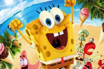 Wallpaper The Spongebob Movie Sponge Out Of Water Hd