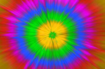 Tie Dye Wallpaper, Spot, Explosion, Star