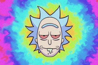 Wallpaper Tv Show, Rick And Morty, Rick Sanchez