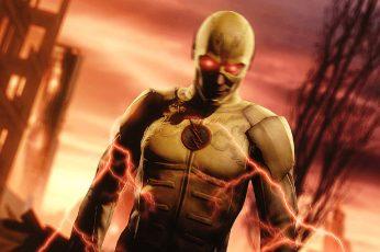 Wallpaper Tv Show, The Flash 2014, Reverse Flash
