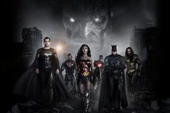 Wallpaper Zack Snyders Justice League, Movies, Dc Comics