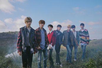 Enhypen K Pop Team Wallpaper