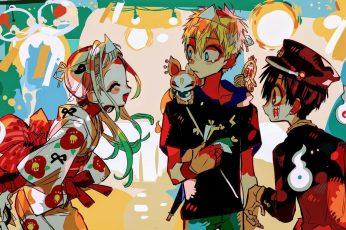 Jibaku Shounen Hanako Kun Wallpapers