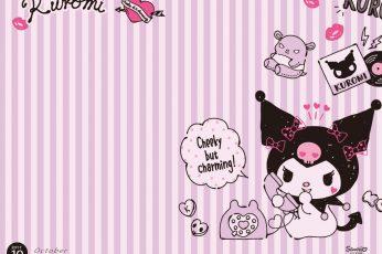 Kuromi Cute Wallpaper